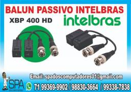 Balun Passivo Xbp 400 Hd Intelbras em Salvador