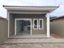 Casa com 3 dormitórios à venda, 100 m² - Jardim Atlântico Central - Maricá/RJ