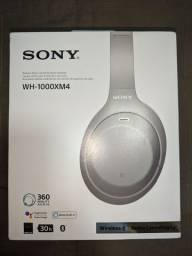 Fone Ouvido Bluetooth WH-1000XM4 Sony Cancelamento Ruído