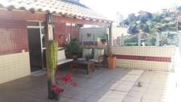 Apartamento à venda com 3 dormitórios em Caiçaras, Belo horizonte cod:PIV781