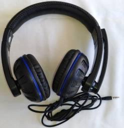 Fone De Ouvido Headphone Gamer G3 Pubg - Produto Novo
