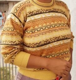 Casacos e blusas de inverno femininas (Estoque Brechó)