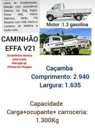 Caminhão Effa