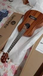 Ukulele Harmonics novo na caixa