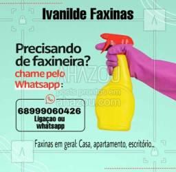 Serviço de Faxina