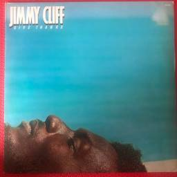 Lp Jimmy Cliff Give Thankx