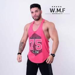 Camisas Fitness e Casual Masculina