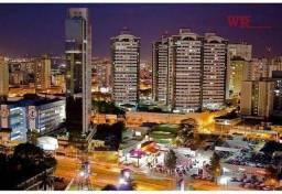 Apartamento com 3 dormitórios para alugar, 144 m² por R$ 3.000,00/mês - Centro - Santo And