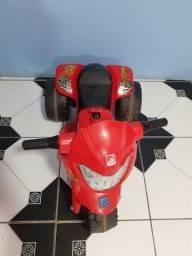 Moto eletrica infantil