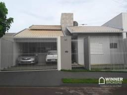 Casa com 3 dormitórios à venda por R$ 360.000,00 - Residencial Nova Itália II - Cianorte/P