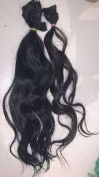 Vendo cabelo brasileiro 65cm
