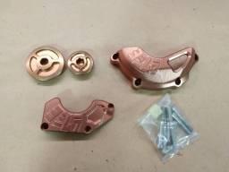 Protetor tampa motor DouradoYoshimura/ Suzuki GSXR 750