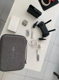 Controle + Bateria + hub Mavic mini