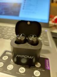 Fone de ouvido sem fio MPOW