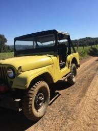 Vendo jeep willys 54