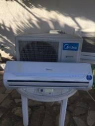Ar-condicionado midea 18.000 btus