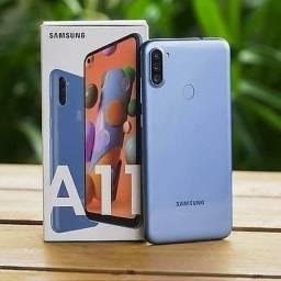 Samsung Galaxy A11 Dual SIM 64 GB azul