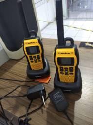 Radio tx Intelbras, alcance até 2 km na cidade