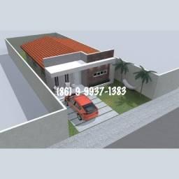 Casa em Construção no Bela Vista Por trás do Atacadão
