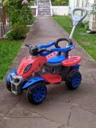 Quadriciclo Infantil Maral Spider - R$250,00