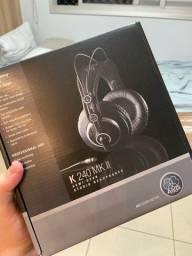 Headphone profissional / gamer AKG