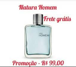 Natura Homem 100 ml - Promoção