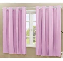 super promoção de cortina de janela em tecido Oxford