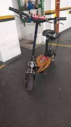 Patinete/scooter elétrica