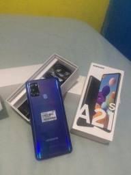 Samsung A21s 64GB NOVOS Lacrados Aceito Cartão até 12x
