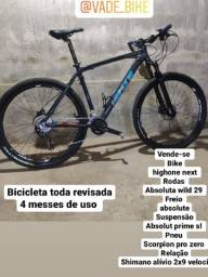 Bicicleta highone next
