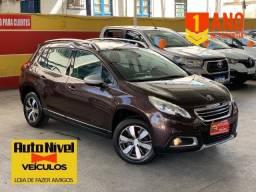 Peugeot 2008 Griffe 1.6 2016 Automatico *