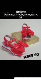 Sandália vendidos somente por encomenda