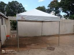 Vendo tenda pirâmide 3x3