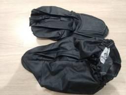 Polaina Bota Galocha Protetor Calçado Chuva Moto<br><br>