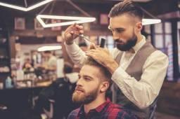 Busco parceria para abrir barbearia