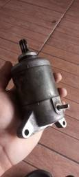 Motor de arranque Titan fan