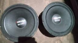 Vendo par de auto falante de 15 7 driver 570 RMS 4 homem