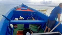 Barco pesca B18