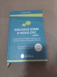 Livro Diálogos sobre o novo CPC