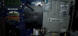 PLACA mãe notebook samsung np300e4a para Intel i3