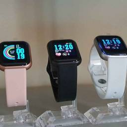 Smartwatch SmartBracelet D20 Y68 Relógio Inteligente Fitness