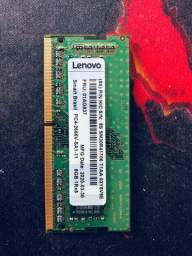 Memória RAM 8GB 2666MHz