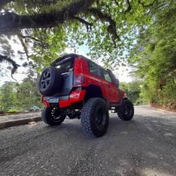 Troller t4 jeep