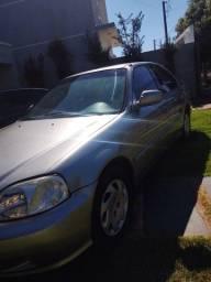 Vendo Civic LX 1.6 Completo ano 1999