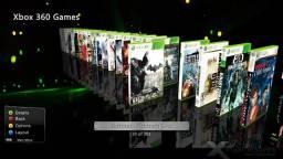 Xbox Desblo Rgh+320G+50 jogo+fonte lacrada+1contr leia o anuncio todo
