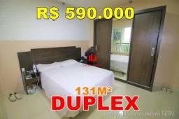 Cobertura Duplex no Smile Cidade Nova - Smile Village 131 M² 3 quartos Mobiliado
