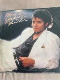 Vendo essa relíquia de vinil do Michael Jackson