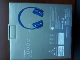 Phone de Ouvido Wireless Samsang Level On, na caixa, sem uso