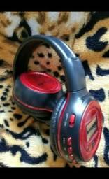 Headphone semi novo