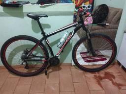 Bicicleta Specialized Hardrock- aro 17 -ac cartão